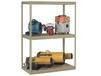 TENNSCO Z-LINE HEAVY DUTY RIVET SHELVING