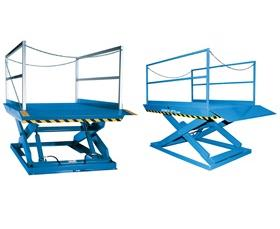 RECESSED DOCK LIFTS - T-SERIES