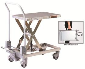 HLH-A ALL-ALUMINUM HYDRAULIC WORKCARTS