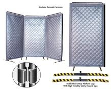 MODULAR ACOUSTIC SCREENS